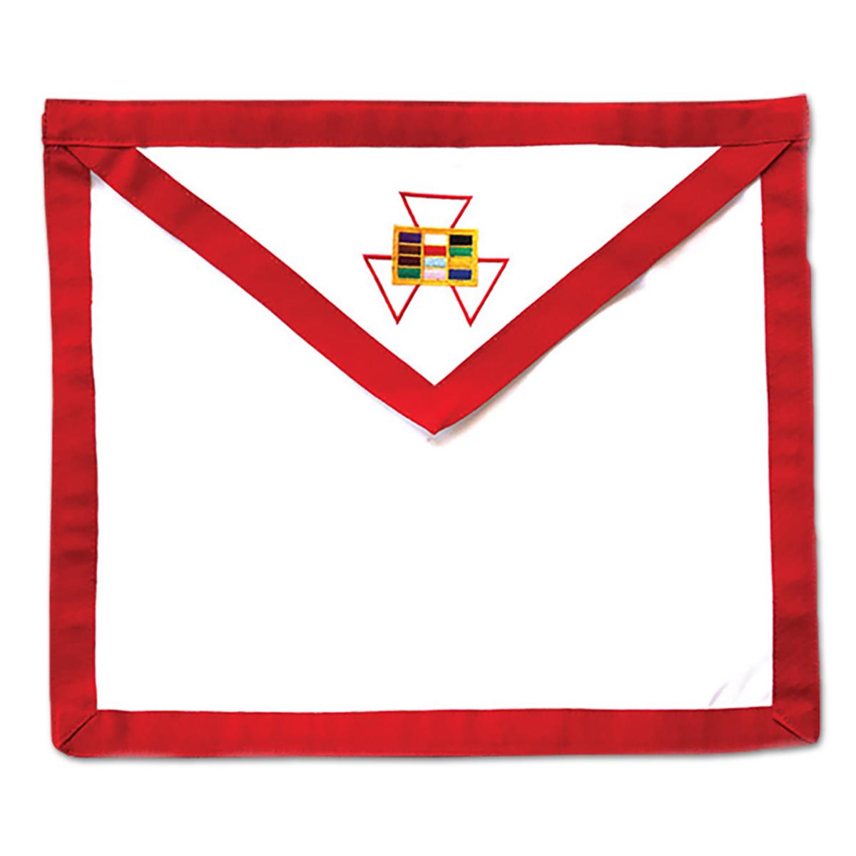 High Priest Royal Arch Masonic Apron