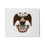 32nd Degree Double Headed Eagle Scottish Rite Mouse Pad