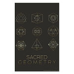 Sacred Geometry Poster - 11