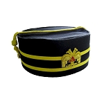 32nd Degree SMJ Scottish Rite Masonic Ceremonial Hat