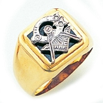 Blue Lodge Ring GLC314BL
