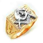 Blue Lodge Ring GLC361BL