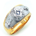 Blue Lodge Ring GLC670BL