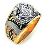 Blue Lodge Ring GLC680BL