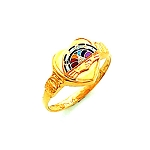 Rainbow Girls Ring HOM495RB