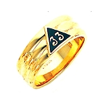 Scottish Rite Ring MAS1148 8.5MM
