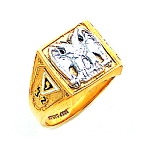 Scottish Rite Ring MAS1700SR