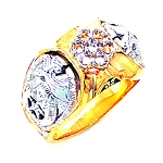 Shriner Ring GLC1212SH