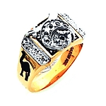 Shriner Ring GLC1223DSH