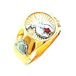 Shriner Ring HOM591SH