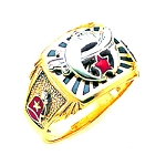 Shriner Ring MAS1852SH
