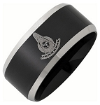 Past Master Stainless Steel Ring 10MM