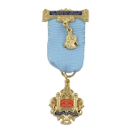 Sapientia Lodge of Research Breast Jewel