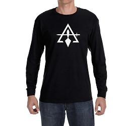 Cryptic Council Masonic Men's Crew Neck Long Sleeve T-Shirt - [LongSleeve]