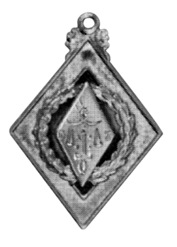 Sovereign Prince 16th Degree Scottish Rite Officer Jewel - [Two Tone] - RSR-23