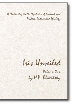 Isis Unveiled - 2 Book Set
