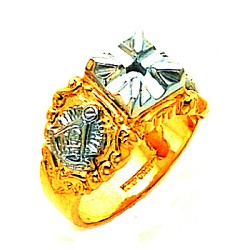 Past Master Masonic Ring - MAS1835PM