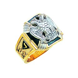 Scottish Rite Masonic Ring - GLC879SR