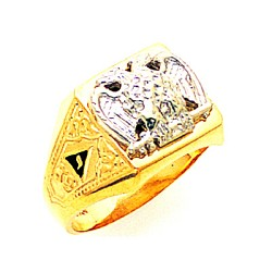 Scottish Rite Masonic Ring - MAS1376SR