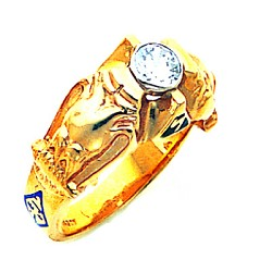 Scottish Rite Masonic Ring - MAS1526SR