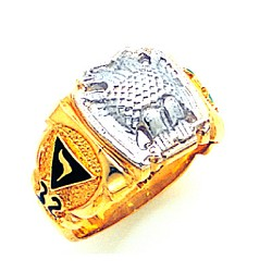 Scottish Rite Masonic Ring - MAS1701SR