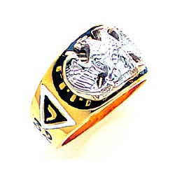 Scottish Rite Masonic Ring - MAS1707SR