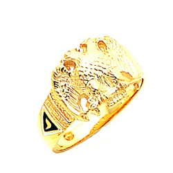 Scottish Rite Masonic Ring - MAS755SR