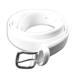 Men's White Belt