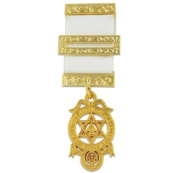 "Royal Arch Masonic Breast Jewel - [4 3/4"" Tall]"