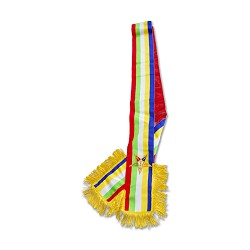 Order of the Eastern Star Sash