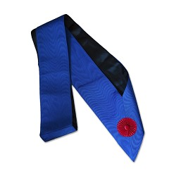 12th Degree Scottish Rite Masonic Sash