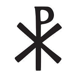 Early Christian Cross Masonic Vinyl Decal