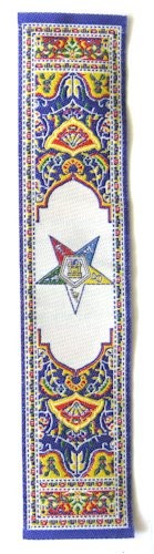 Order of the Eastern Star Bookmark