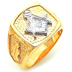 Blue Lodge Ring GLC585BL