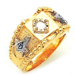 Blue Lodge Ring GLC749BL