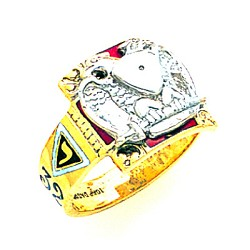Scottish Rite Ring MAS1715SR