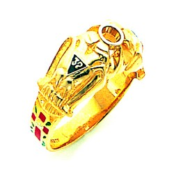Scottish Rite Ring MAS1783SR