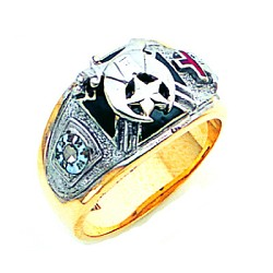 Shriner Ring GLC645KTSH