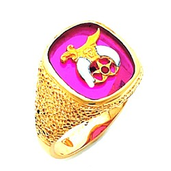 Shriner Ring HOM632SH