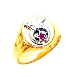 Shriner Ring MAS1829SH