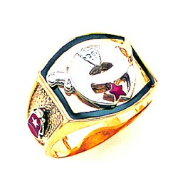 Shriner Ring MAS1929SH